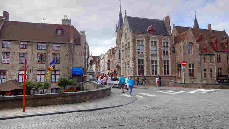 With the pipeline in, both parties win. Bruges gets to keep its picturesque cobblestone streets, and the brewery stays in its historic location.