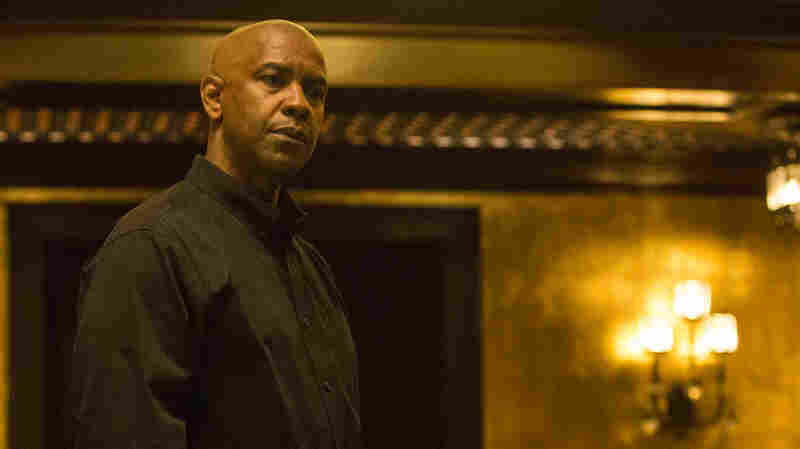 Denzel Washington stars as a retired intelligence officer in The Equalizer.