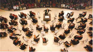 The Atlanta Symphony Orchestra, with Music Director Robert Spano conducting.