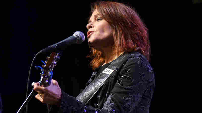 Rosanne Cash On Mountain Stage