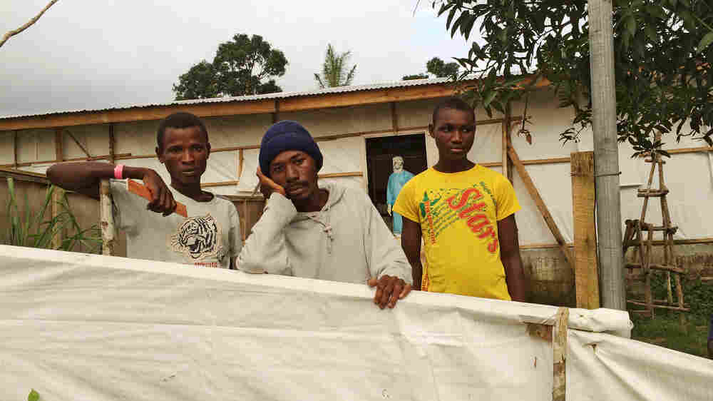 The Ebola Survivor Who Works In An Ebola Ward