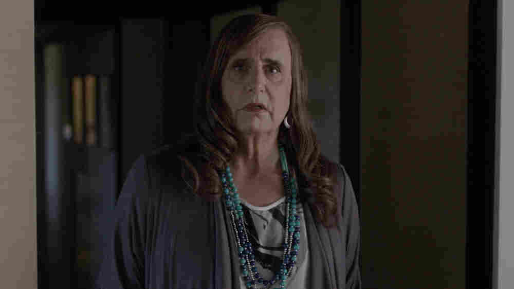In 'Transparent,' A 70-Year-Old Divorced Dad Comes Out As A Woman