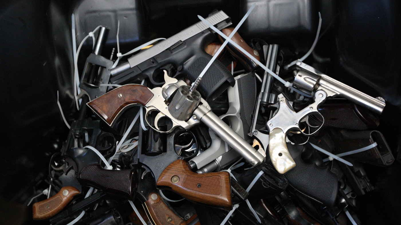To Counter Gun Violence, Researchers Seek Deeper Data