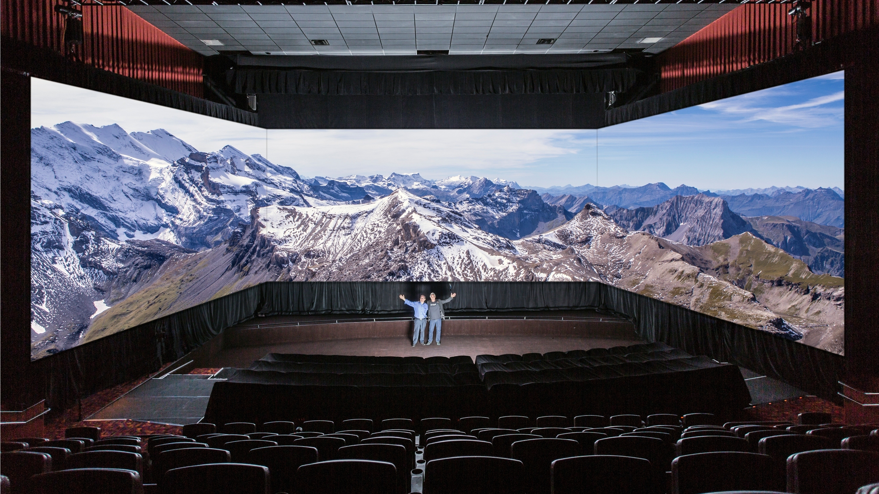 Movie Theaters Hope To Add Another Dimension To Their Profits