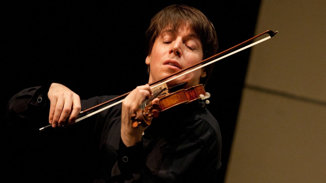 """The key is to figure out what you're contributing,"" Joshua Bell says of playing chamber music."