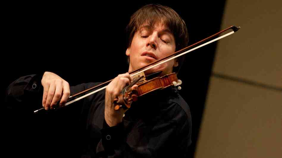 """""""The key is to figure out what you're contributing,"""" Joshua Bell says of playing chamber music."""