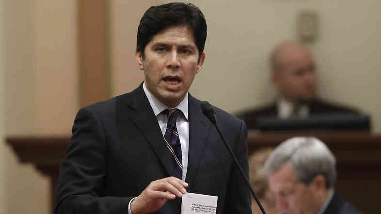 "California has become the first U.S. state to define when ""yes means yes"" in sexual assault cases on college campuses, after a bill sponsored by state Sen. Kevin de Leon was signed into law Sunday."