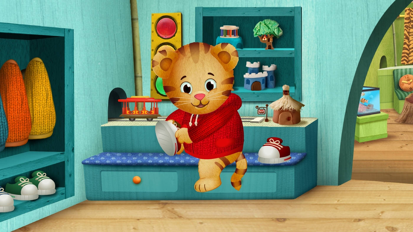 Daniel Tiger: Won\'t You Be His Neighbor? : NPR Ed : NPR