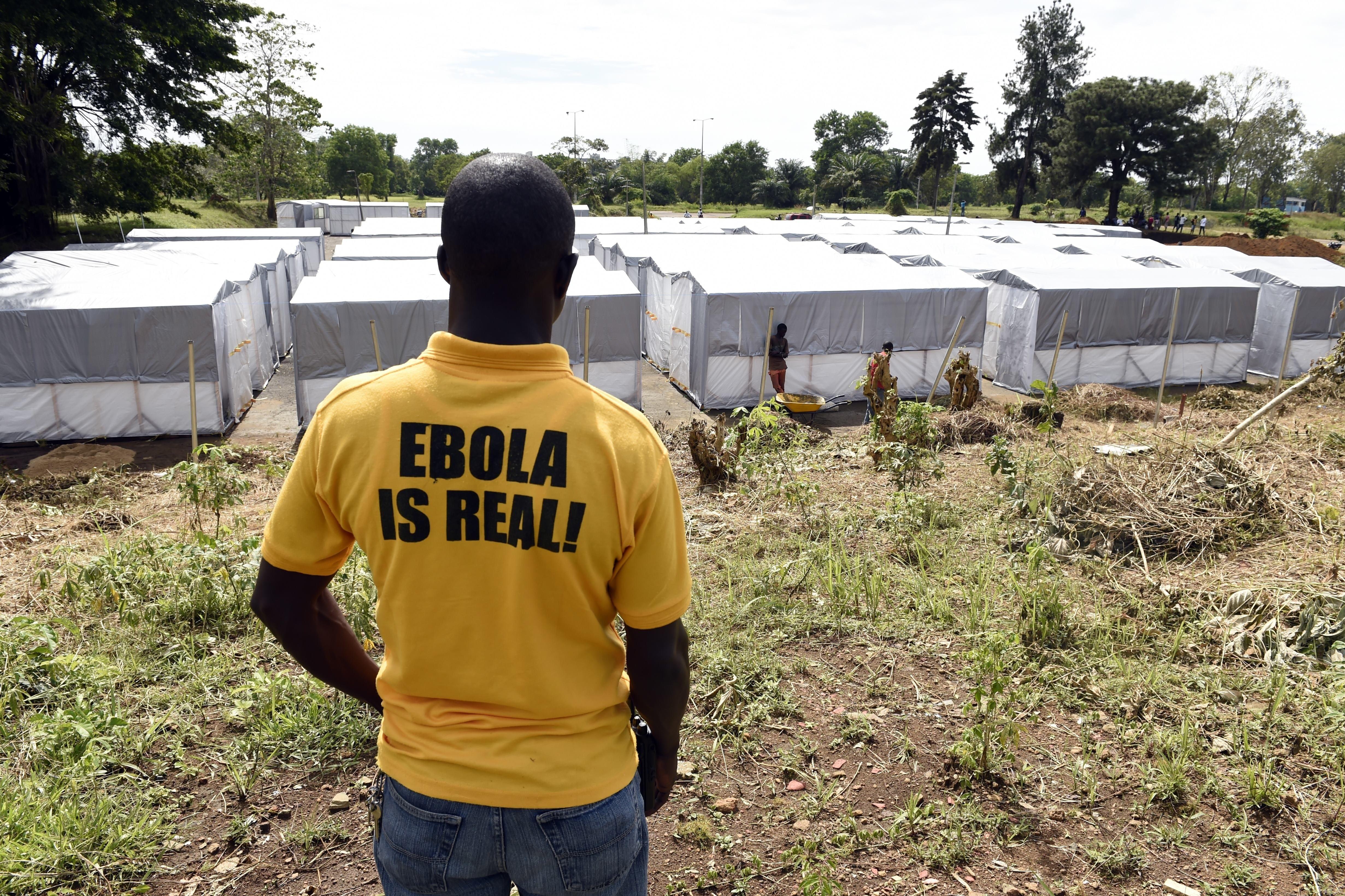 Experimental Drug Jams Ebola Gene To Fight The Virus