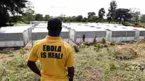 Experimental Drug Jams Ebola Gene To Fight The Virus