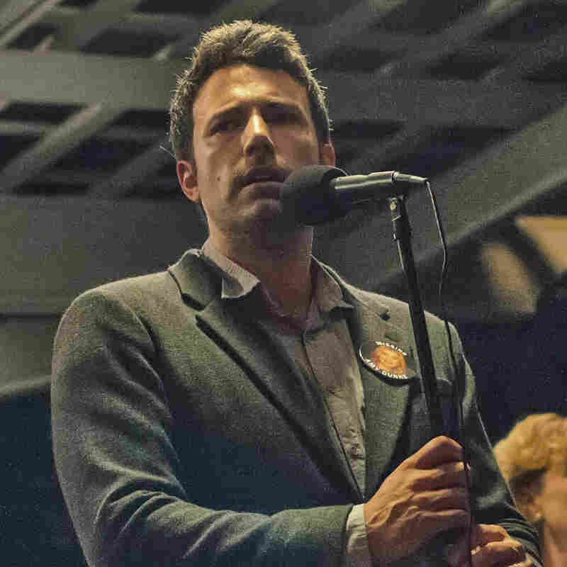 'Gone Girl': A Missing Wife And A Cloud Of Suspicion