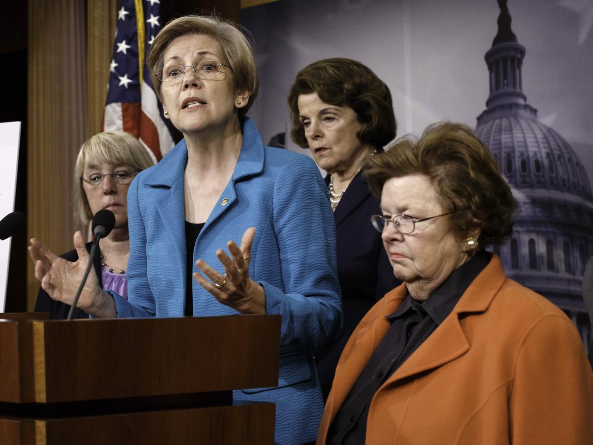 Transcript: Sen. Warren's Full NPR Interview On Financial ...
