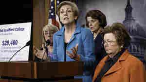 Transcript: Sen. Warren's Full NPR Interview On Financial Regulation