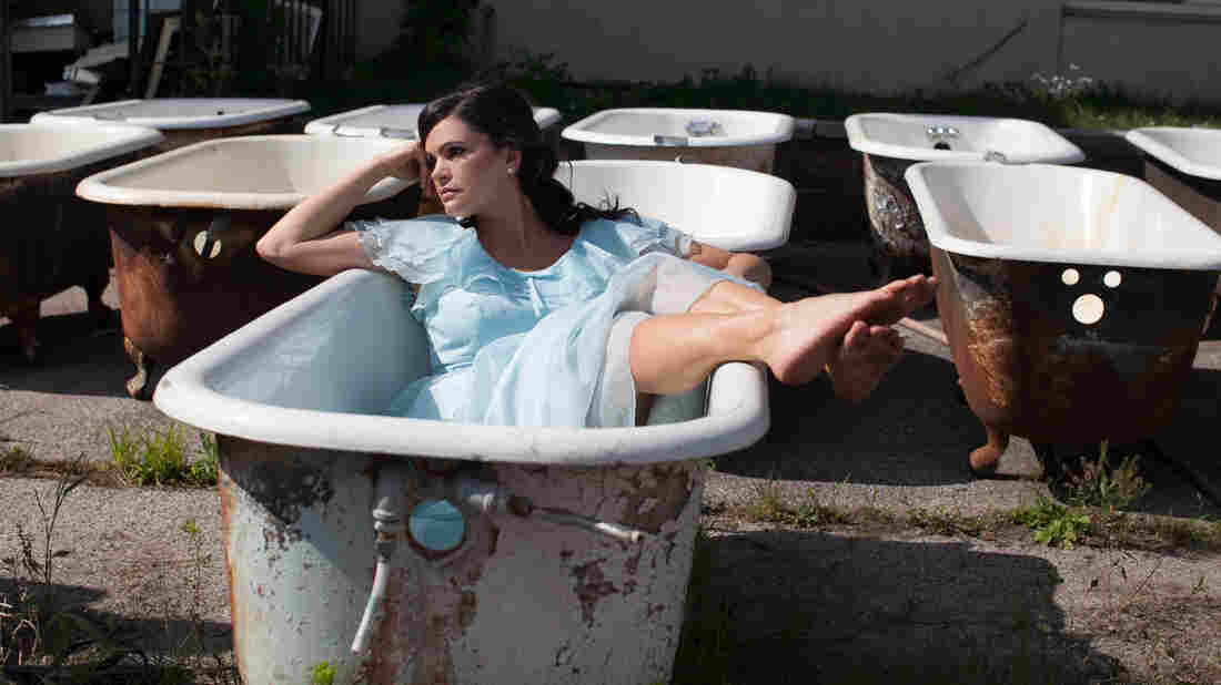 Angaleena Presley's new album, American Middle Class, comes out Oct. 14.