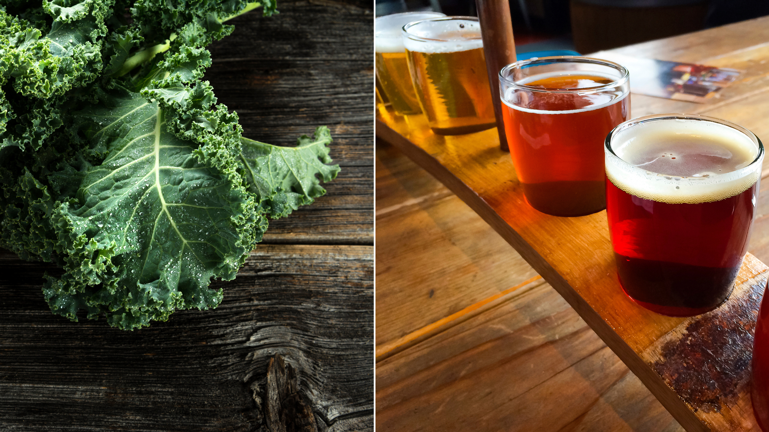 From Kale To Pale Ale, A Love Of Bitter May Be In Your Genes