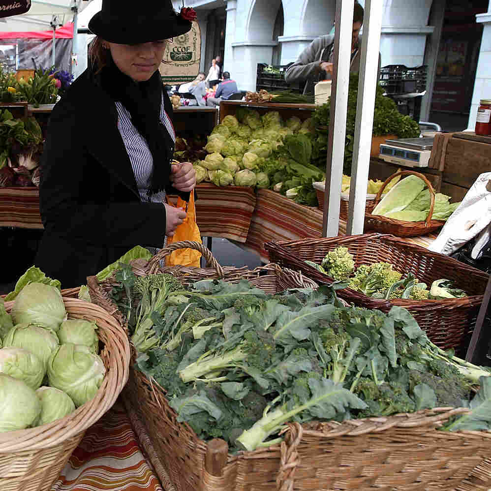 California Cracks Down On Farmers Market Cheaters