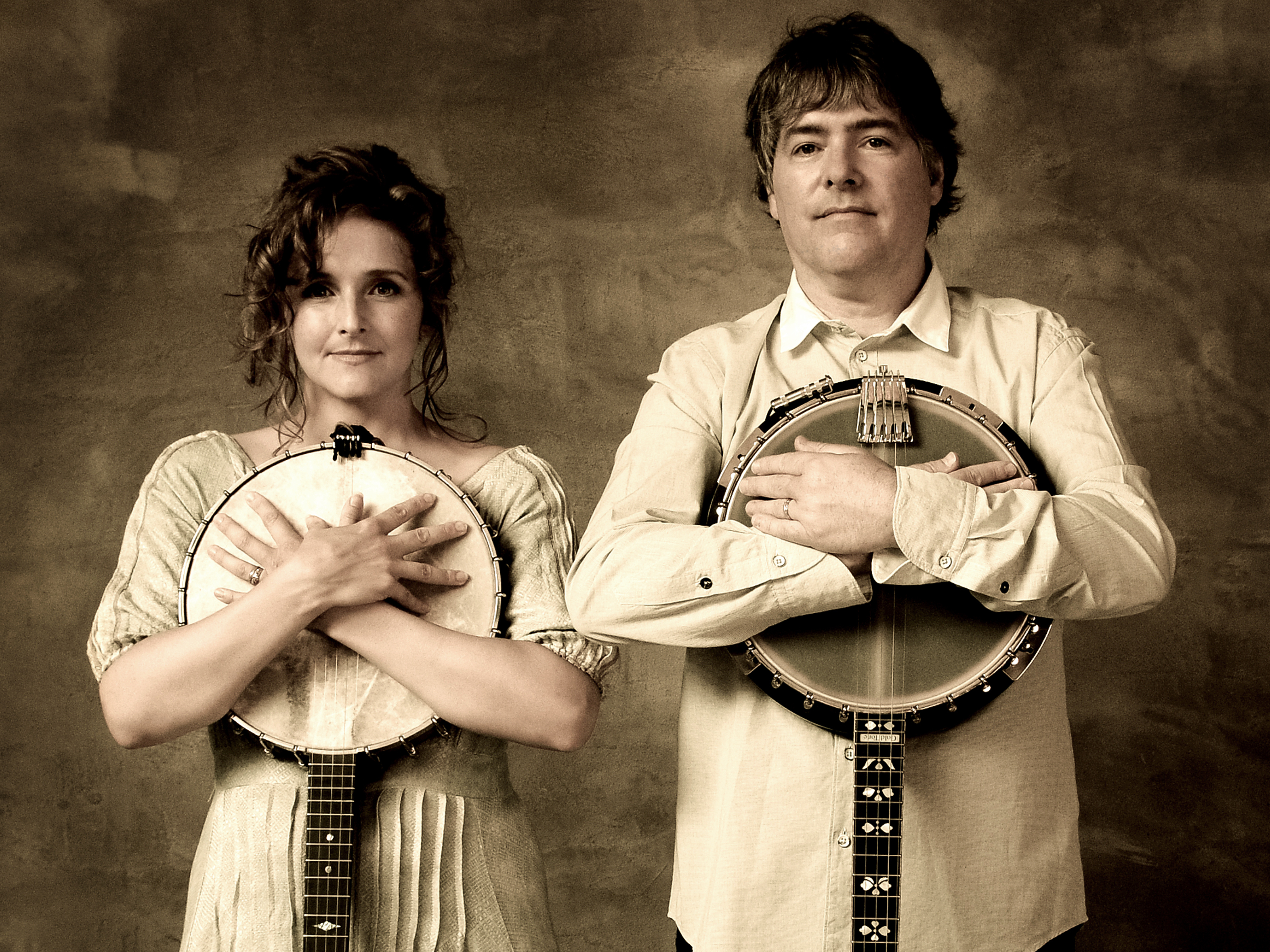Béla Fleck And Abigail Washburn On Teaming Up, Finally