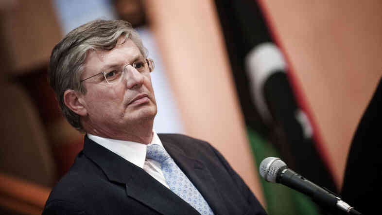 Tonio Borg of Malta, the European Union's Health Commissioner, is spearheading the EU response to the Ebola outbreak.