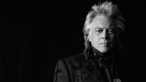 """I got kicked out of school a few weeks in, because I was caught reading a country-music song roundup book inside my history book,"" Marty Stuart says. (Courtesy of the artist)"