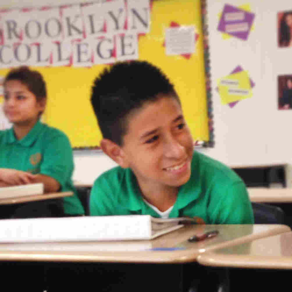 New Orleans Schools Face A Surge Of Unaccompanied Minors