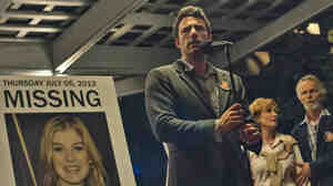 In Gone Girl, Ben Affleck stars as a husband under scrutiny following his wife's disappearance.
