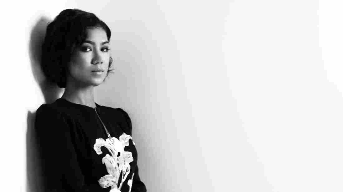 Jhené Aiko's debut album is called Souled Out.