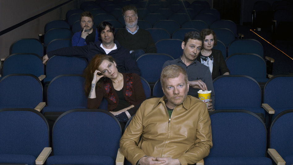The New Pornographers. (Courtesy of the artist)