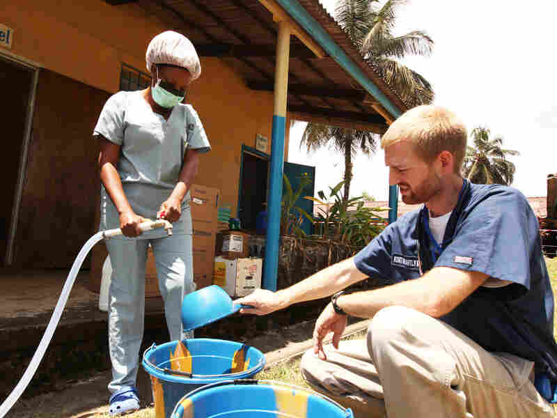 Dr. Kent Brantly was treated for Ebola at Emory University Hospital after becoming infected at the Monrovia hospital where he worked.