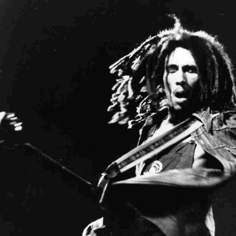 Bob Marley was a Jamaican born singer, guitarist and composer.