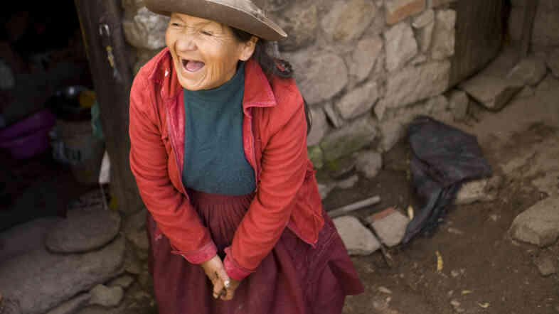 Bolivia is one of the poorest countries in the Western hemisphere, but its senior citizens all benefit from a guaranteed pension.