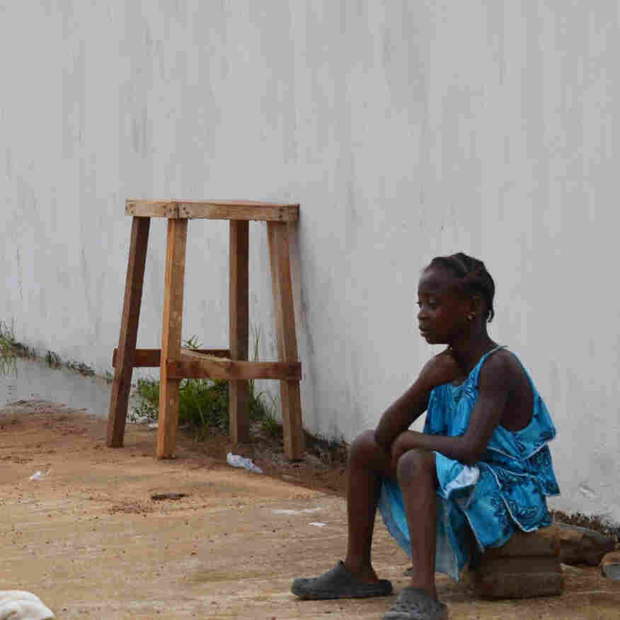After Losing Parents To Ebola, Orphans Face Stigma