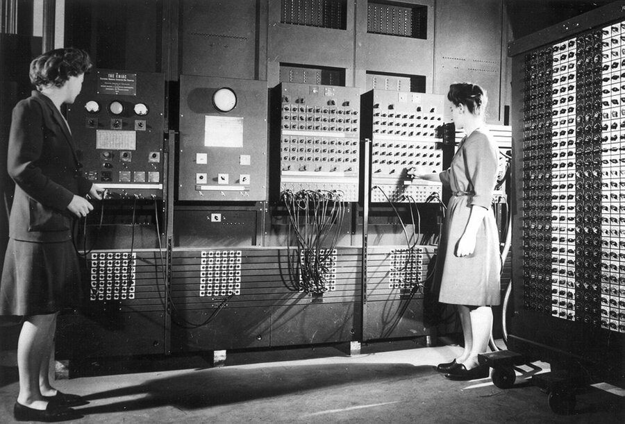 The Forgotten Female Programmers Who Created Modern Tech : All Tech ...
