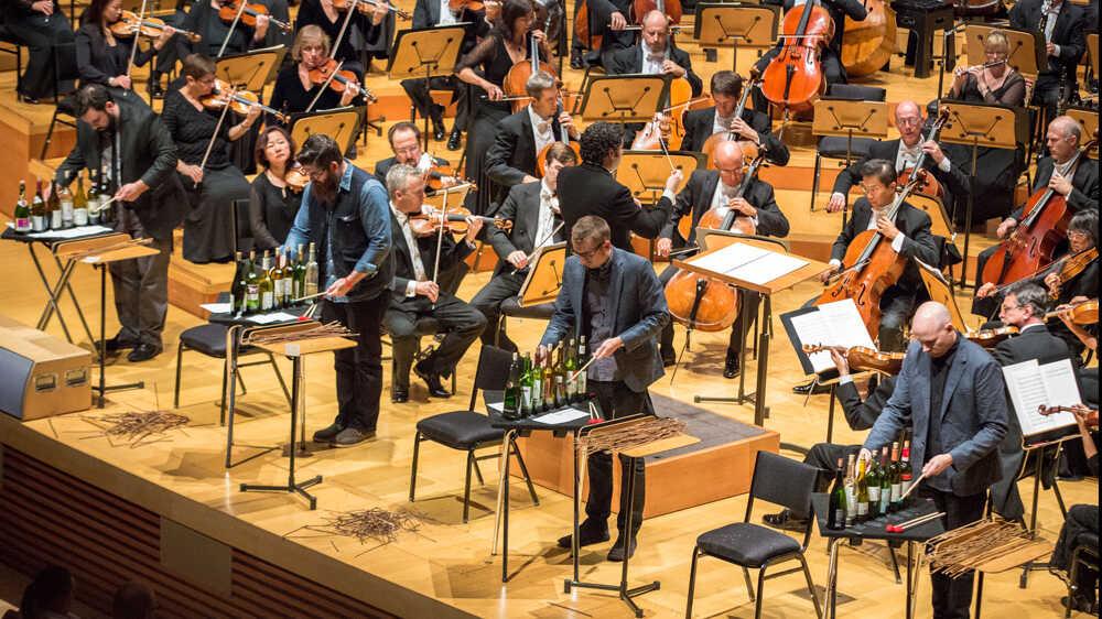 LA Philharmonic In Concert: Dudamel, Mahler And New Music