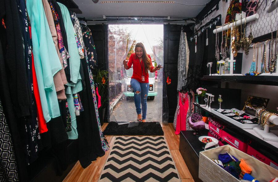 boutiques business plan