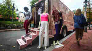 Make Room, Food Trucks: Mobile Fashion Stores Have Hit The Streets