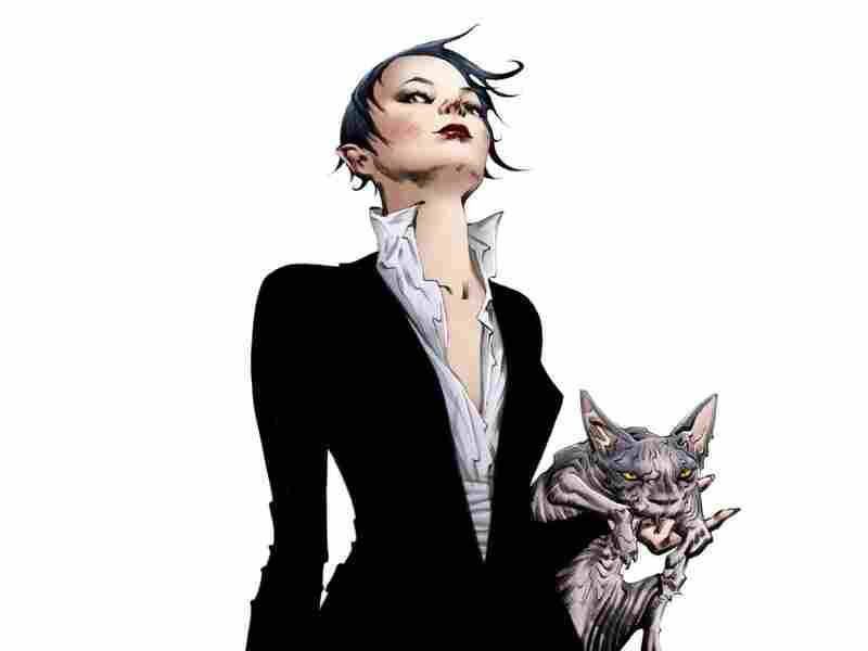 Catwoman may wear heels in her daily life — but not when she's fighting.