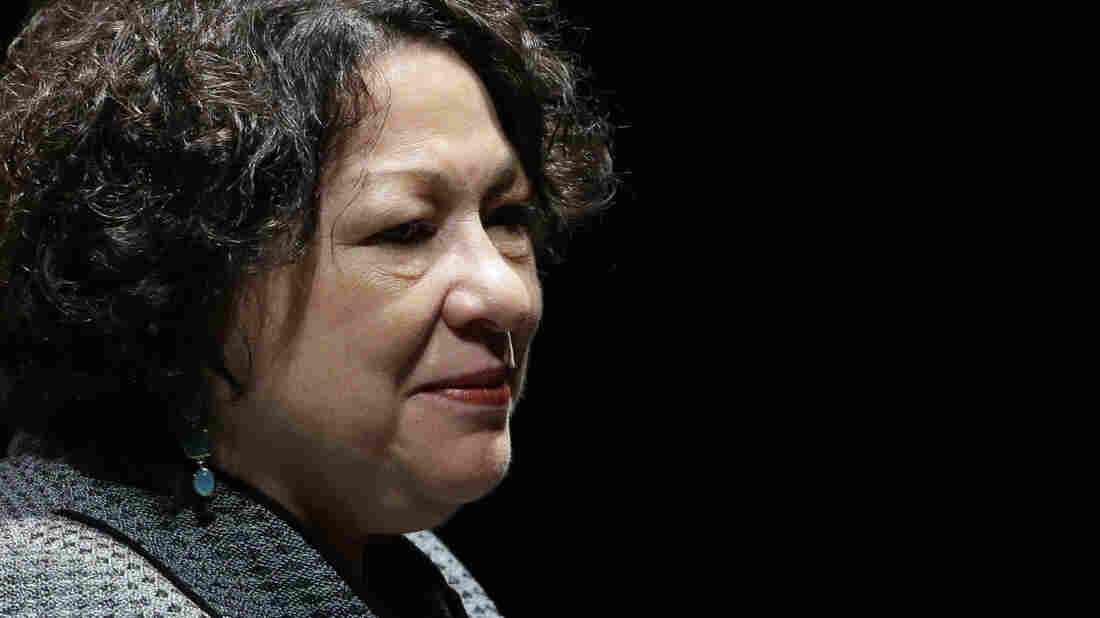 "Joan Biskupic, author of a new book about Justice Sonia Sotomayor, says she was ""intrigued by the fact that ... the arc of her life was actually the same trajectory of the rise of Latinos in America."""