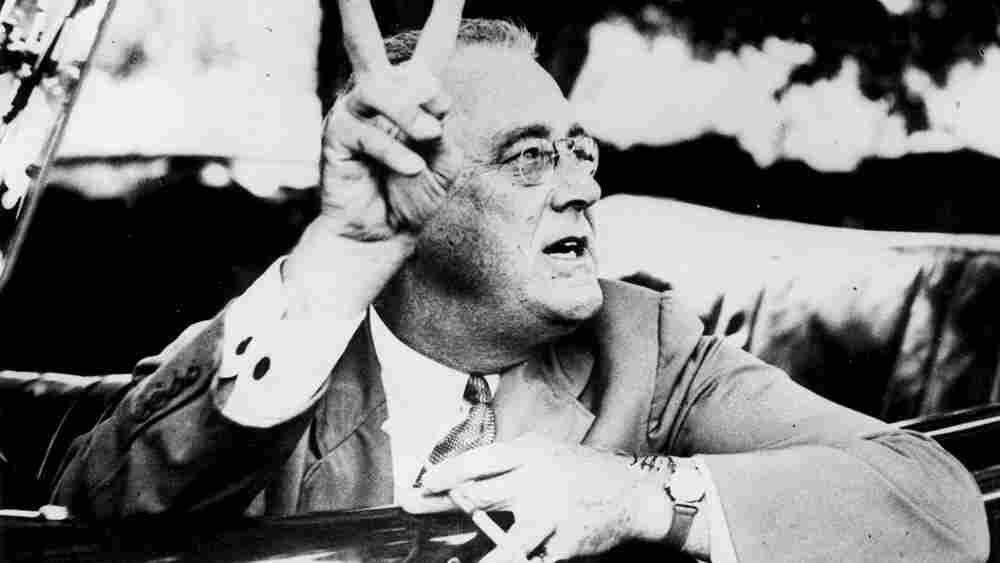 Franklin Delano Roosevelt was our last truly great president, according to scholar Aaron David Miller.