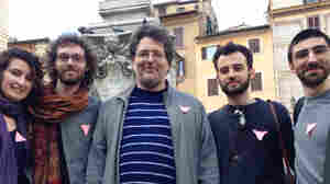 For Italy's Gay Rights Advocates, It's 1 Step Forward, 2 Steps Back