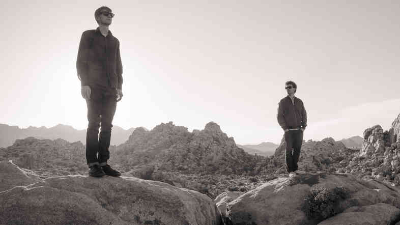 Hear a guest mix from Simian Mobile Disco on today's Metropolis.