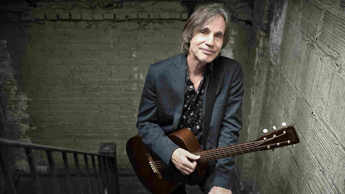 """It was, you know, like a picture from [an] earlier time of my life,"" Jackson Browne says of ""The Birds Of St. Marks."""
