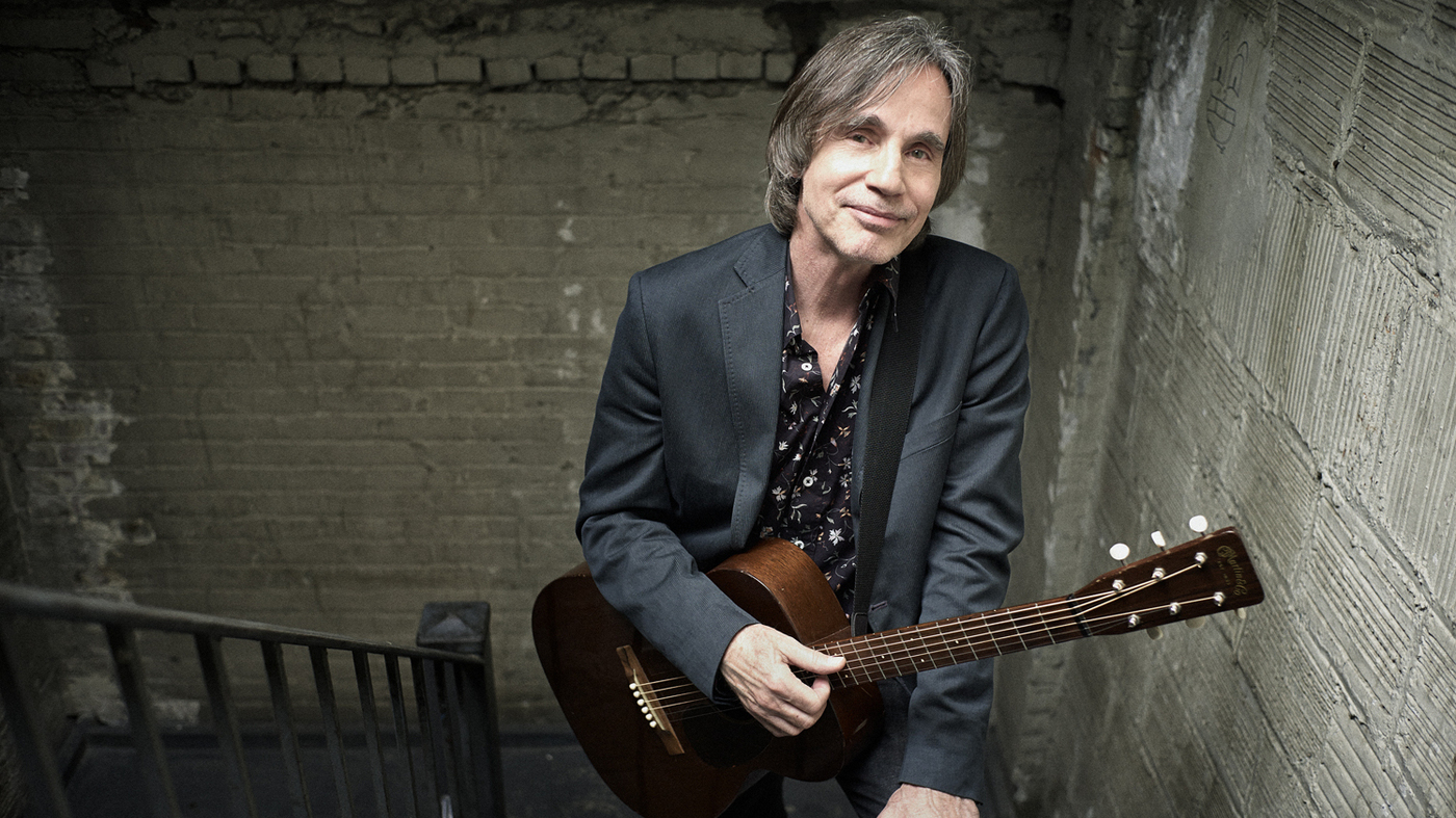 'Like Opening A Book In The Middle': Jackson Browne ...