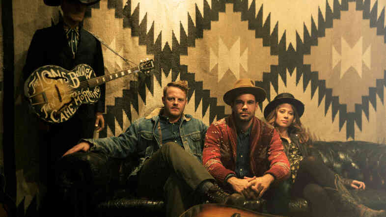 The Lone Bellow's second album, Then Came The Morning, comes out early next year.