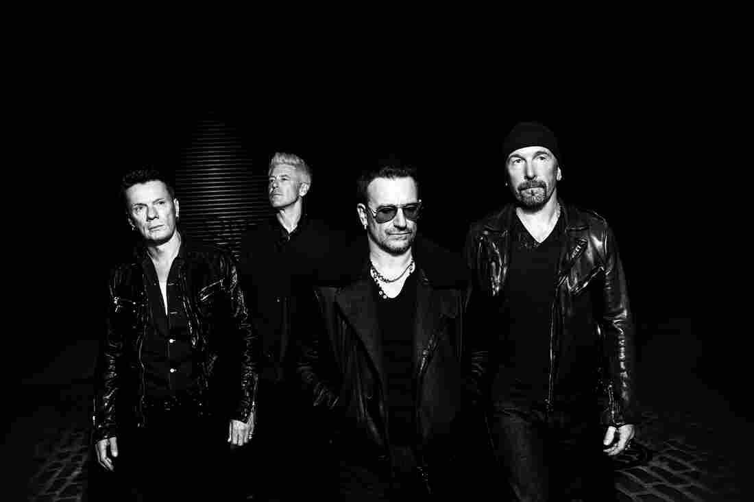 The music on U2's new album, Songs of Innocence, reaches back toward the moment when the band was first building an audience.
