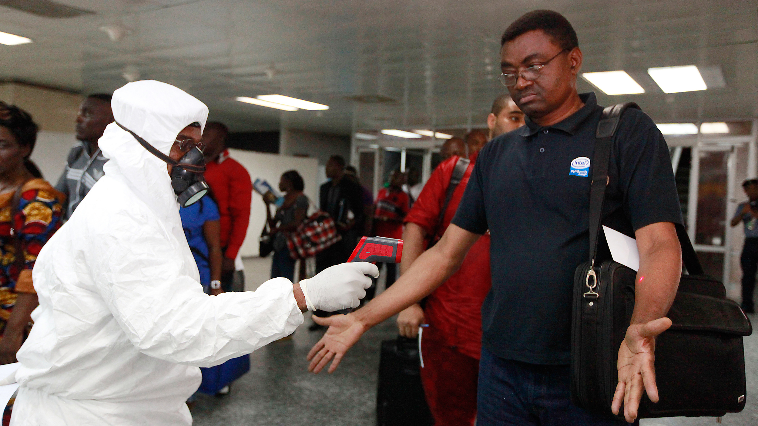 Why One Public Health Expert Thinks Airport Ebola Screening Won't Work