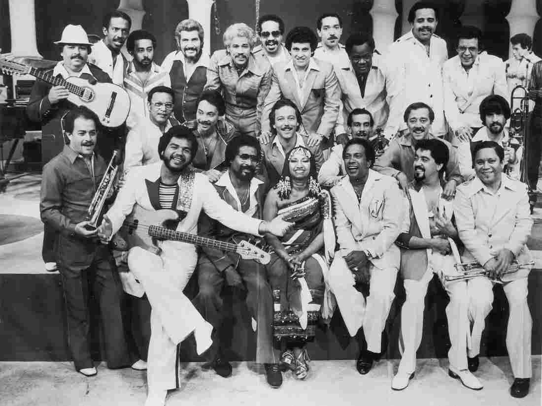 The Fania All-Stars in 1980.