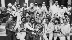 The Fania All-Stars in 1980.