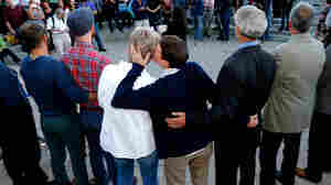In Gay Marriage's New Landscape, Glee, Confusion And Resistance
