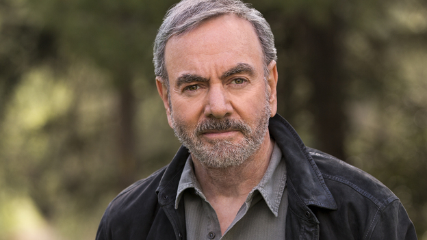 Neil Diamond's new album, Melody Road, comes out Oct. 21. (Courtesy of the artist)