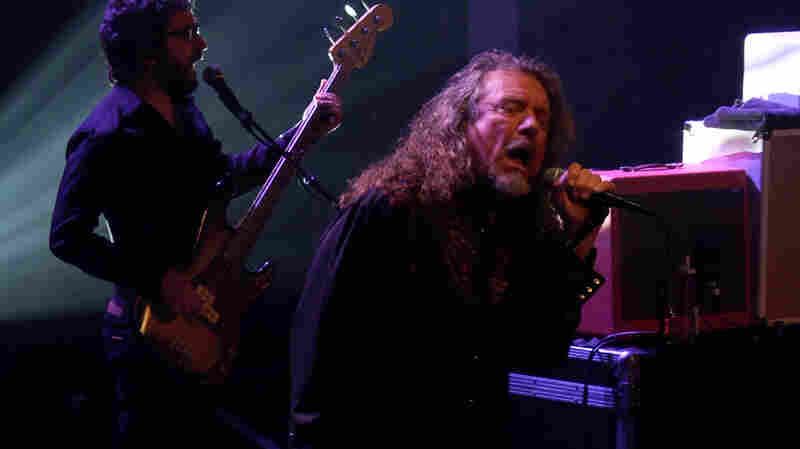 Robert Plant And The Sensational Space Shifters, Live In Concert